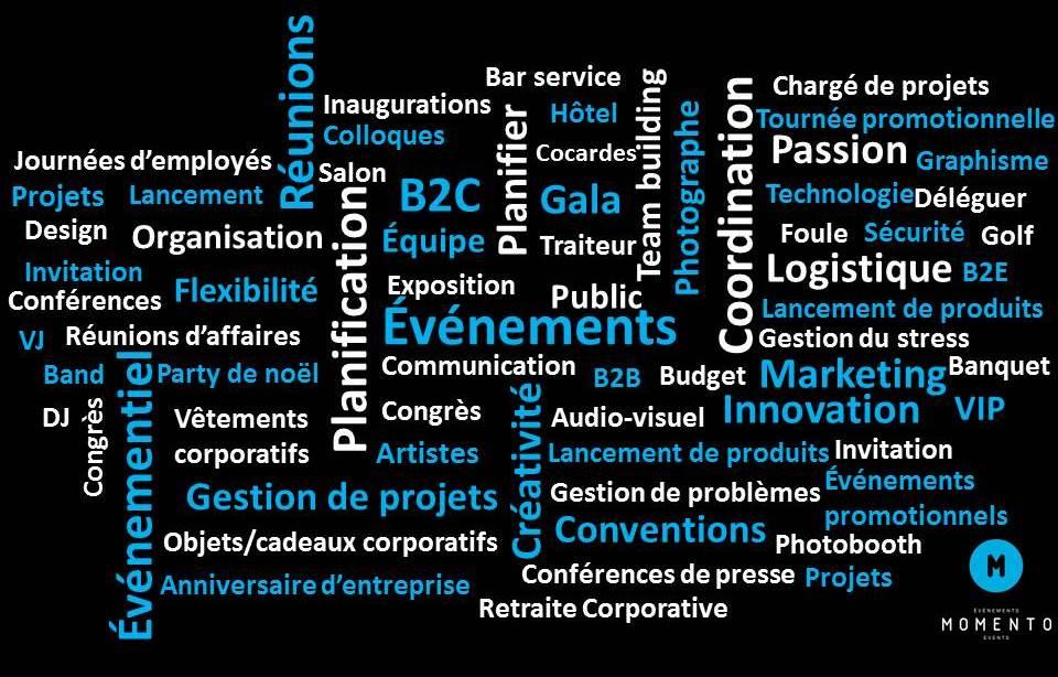 L'industrie des événements corporatifs
